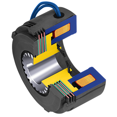 Introduction Multiple Disk Brakes Are Used To Deliver Extremely High Torque In A Relatively Small E These Can Be Dry Or Wet Oil Bath